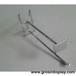Gantungan Hook Ram Plat Harga Stainless 20cm Centelan Aksesoris Handphone