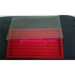 Rak Display Kotak Cincin Box Bludru 1528